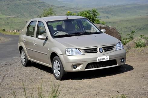 Mahindra launches CNG Logan