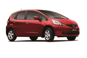 Select Edition Honda Jazz is out