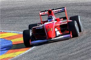 Parthiva to race in F2