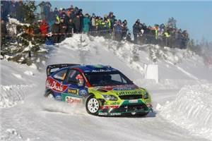 Hirvonen wins in Sweden