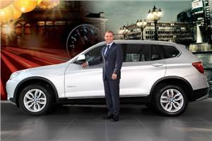New 2011 BMW X3 launched