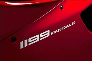 Ducati 1199 Panigale coming soon