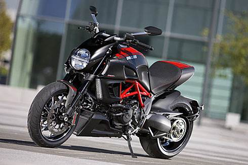 Ducati Diavel launched in India