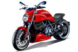 Ducati mega monster revealed