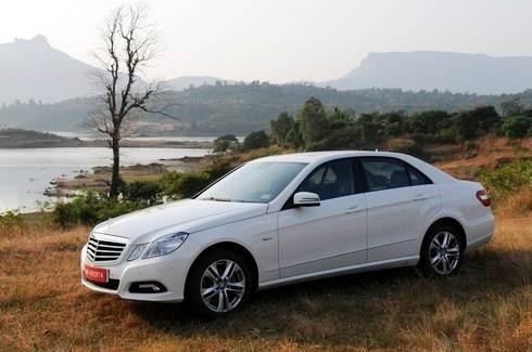 Mercedes-Benz India on a high