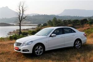 Mercedes-Benz India on a high
