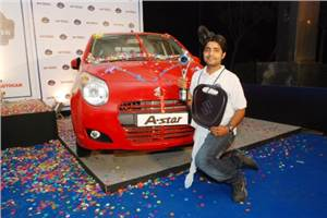Young Driver '10 winner announced