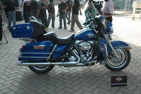 Harley India at Sturgis Rally