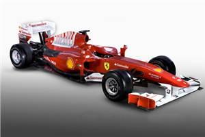 Ferrari unveils 2010 challenger