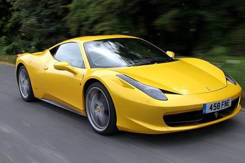 Ferrari 458 Test Drive, Review
