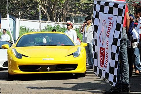 Parx Super Car show 2011 pics