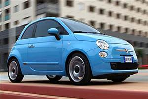 Fiat Launches 500 Twin Air