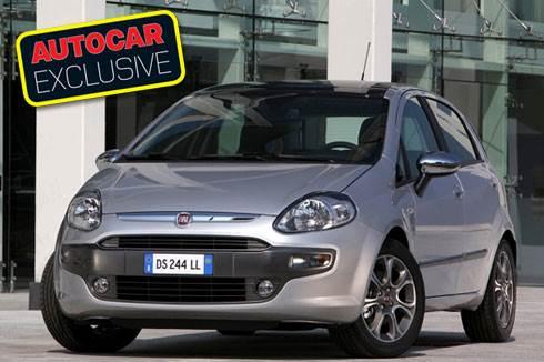 SCOOP! Fiat Punto Facelift coming
