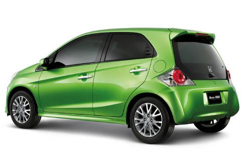 Honda Brio review, test drive