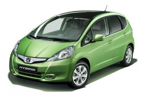 Honda to Lauch Jazz Hybrid