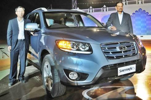 Hyundai launches Santa Fe