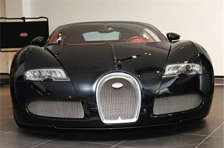 2019 Bugatti Veyron Super Sport - autocarpreview.com