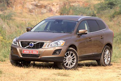 Volvo launches XC60 at Rs 39.5 L