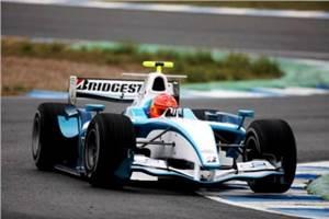 Schumacher kicks off Jerez test