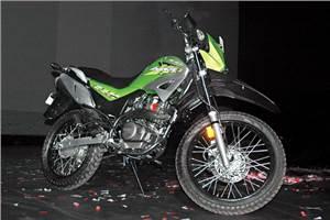 New Hero motorcycle previewed