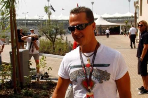 In conversation: Michael Schumacher