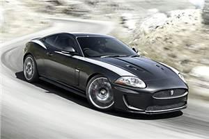 Jaguar XK 75 limited edition