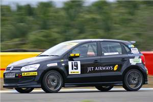 VW Polo Cup: Stellar performances by Karthik, Vishnu