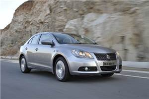 Kizashi test drive and review