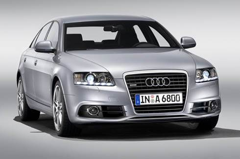 Limited Edition A6 launched