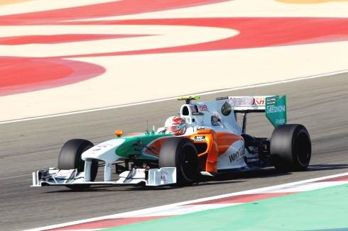 Mallya hopeful of podium finishes