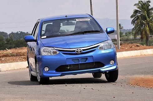 2011 Toyota Etios Liva