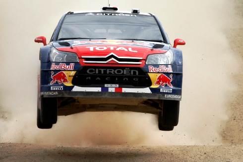 Loeb triumphs in Mexico