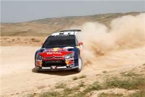 Loeb wins Rally Jordan