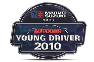Autocar India Young Driver 2010