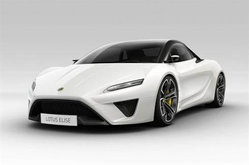 Lotus unveils six new models