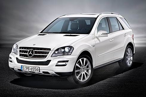 Exclusive! M-Class to go Grand