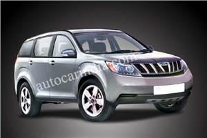 XUV500 is Mahindra's new SUV
