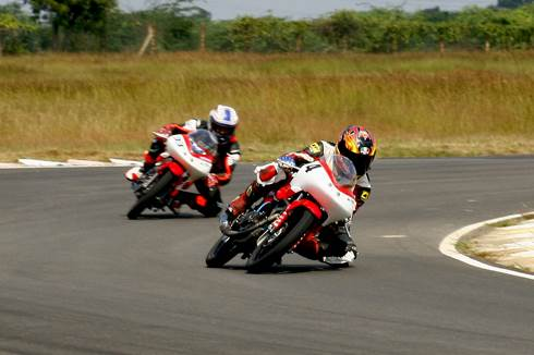 TVS Racing stamps its class