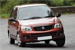 New Alto K10 test drive, review