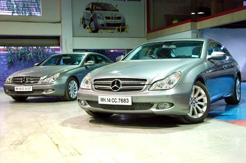 Pre-owned Merc CLSs up for grabs