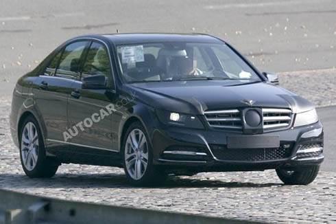 Scoop: Mercedes C-Class Facelift