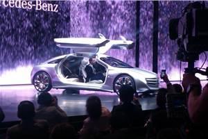 Mercedes unveils F125 concept