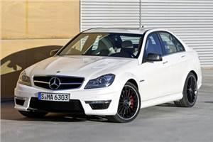 Mercedes reveal C63 AMG facelift