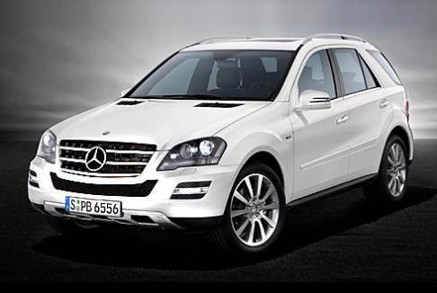 Mercedes launches M-class Grand