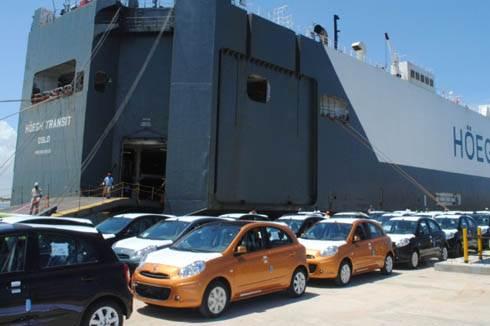 Nissan India starts Micra exports