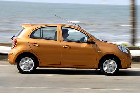Micra diesel test drive, review