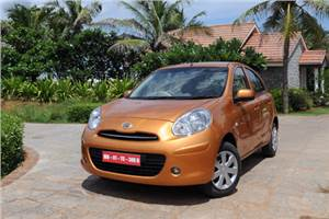 Micra stirs up Nissan India sales