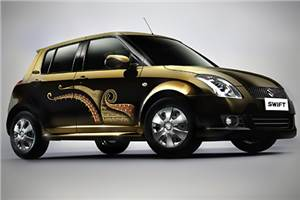 Limited edition Swift launched
