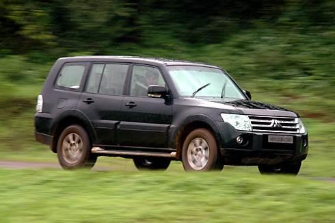 New Mitsubishi Montero launched