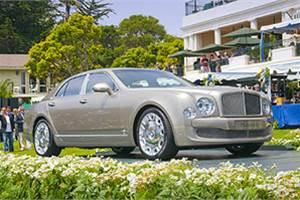 Bentley Mulsanne revealed